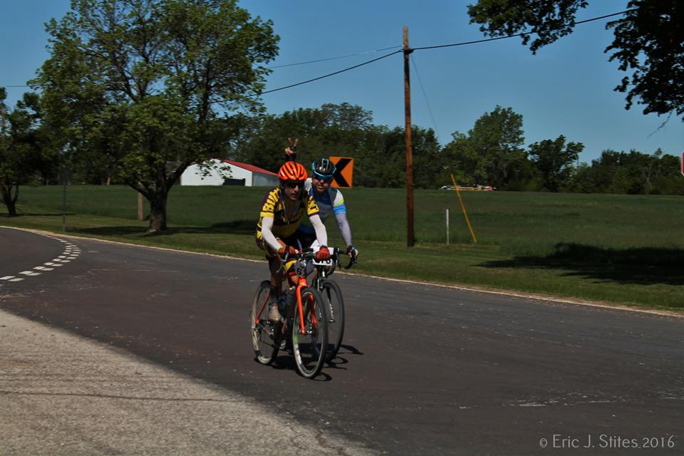 Yep! Gravel riding can be that fun! You can get me back next time, Trey! Photo credit: Gravel Guru